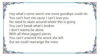 Charlie Worsham - Break What's Broken Lyrics
