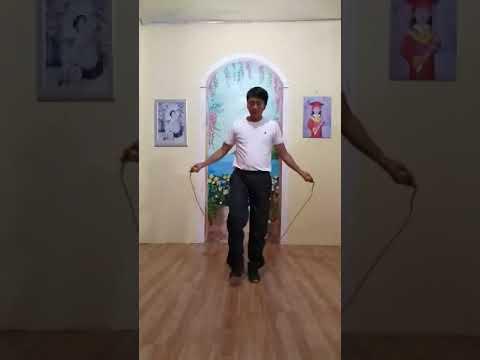 Bài học - Nhảy dây chụm hai chân cho học sinh khối 3, 4, 5