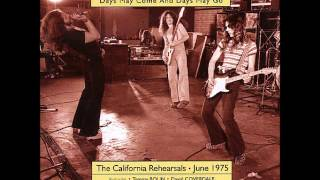 Deep Purple - Drifter [Rehearsal Sequence] | Days May Come and Days May Go