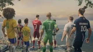 Смотреть онлайн Реклама Nike: Чемпионат мира по футболу 2014