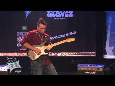 Grand Prix de Guitare de Montréal 2011 / 2011 Montreal Guitar Grand Prix - T.J. Whitelaw