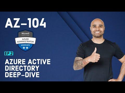 AZ-104 Exam // EP 2 // Azure Active Directory // AZ104 FREE ...