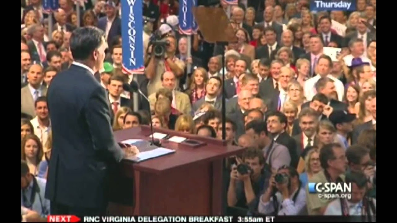 Mitt Romney RNC Speech - The Good, The Bad, And The Ugly thumbnail