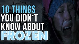 10 Things You Didn't Know About Frozen (2010)