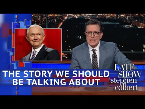 "Stephen Colbert: ""If we let this happen in our name, we are a Feckless Country"""