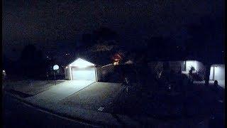 Gofly Scorpion 80HD - FPV 3am Night Time Cloudy Windy Flight