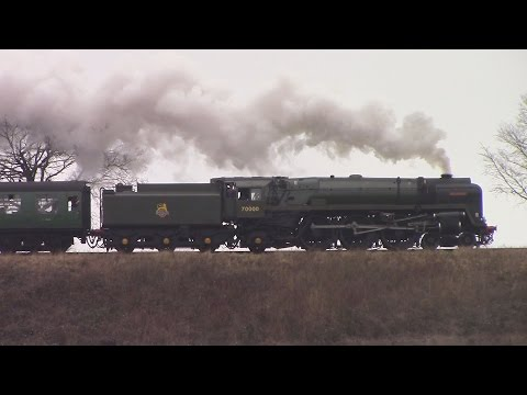 The Mid Hants Spring Steam Gala 14th & 15th February 2015