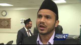 Pittsburgh's Ahmadiyya Muslim community holds vigil for San Bernardino victims