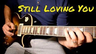 Scorpions - Still Loving You cover