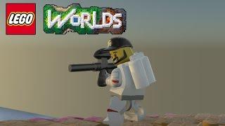 LEGO WORLDS! UN MUNDO DE CHATARRA!