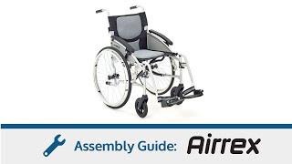 I-GO Airrex LT Assembly Guide