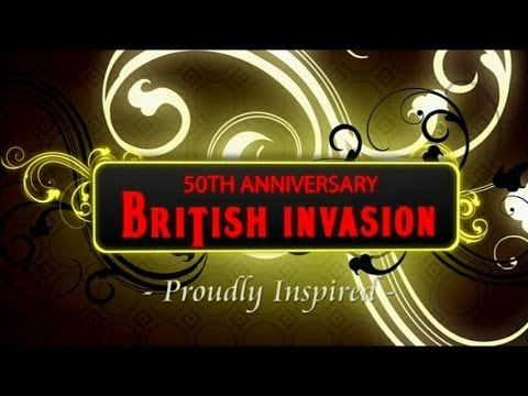 The British Invasion - A Tribute To The Beatles From My Living Room