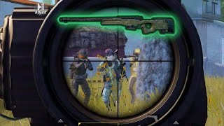 WATCH THIS IF YOU LOVE AWM | BEST SNIPING | PUBG MOBILE
