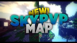 Minecraft Skypvp Map With Download Most Popular Videos - Wie downloade ich maps fur minecraft
