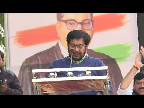 Jai Prakash Addresses at the Movement Save The Indian Democracy