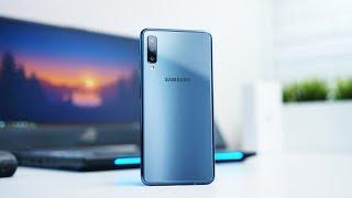 Cuma 1 yang bikin sebel... Review Samsung Galaxy A7 (2018)