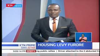 HOUSING LEVY FURORE: Why Kenyans aren\'t happy with Jubilee government