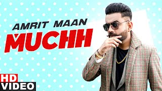 Muchh  (Full Video) | Amrit Maan | JSL | Latest Punjabi Songs 2020 | Speed Records