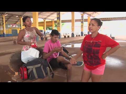 Comerciantes e usuários reclamam da desativação do terminal de ônibus em PVH - Gente de Opinião