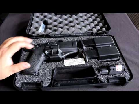 armas con kits de accesorios