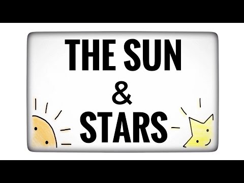 Learn Japanese part 1 ~ The Sun and Stars ~