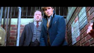 Tráiler Latino Fantastic Beasts and Where to Find Them