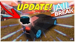🔴ROBLOX JAILBREAK| UPDATE TODAY? HOW TO GET THE NEW TIRE SPOILER! Roblox JAILBREAK SPOILER | Kholo.pk