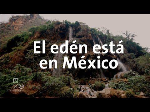 """Visita La Asombrosa Cascada """"El Aguacero"""" En Chiapas, México"""