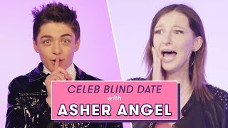 Asher Angel's Blind Date With a Superfan | Celeb Blind Date