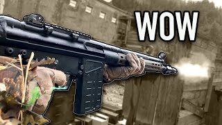 World's Most REALISTIC Airsoft Battle Rifle