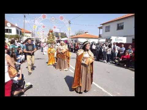 festa das cruzes em Alvarães 2016