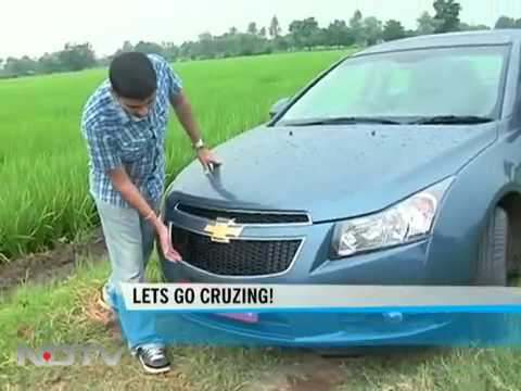 Chevrolet Cruze review by NDTV