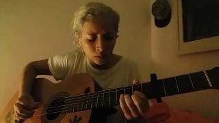 Lying in the sun - Stereophonics / Acoustic Cover Mirella Bellido C
