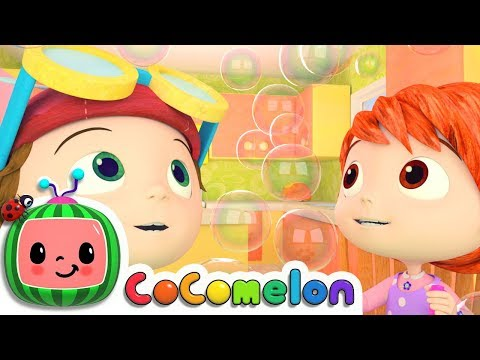 Five Senses Song | Cocomelon (ABCkidTV) Nursery Rhymes & Kids Songs