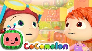 Five Senses Song | CoComelon Nursery Rhymes & Kids