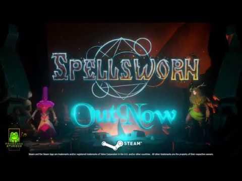 Spellsworn Release Trailer (2018) - Out now! thumbnail