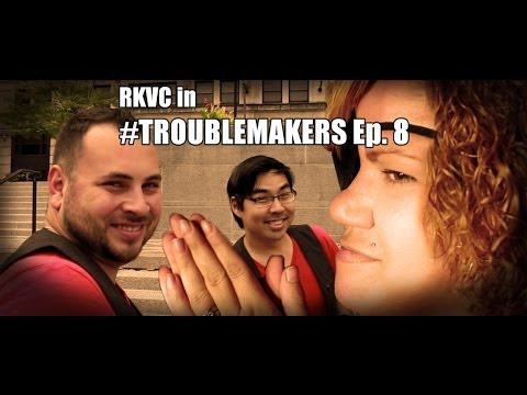 Battling Chains: The More You Know PSA & RKVC! - #Troublemakers Ep. 8