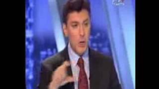Немцов на дебатах припечатал Путина