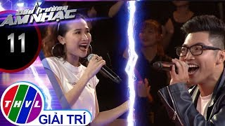THVL | Đấu trường âm nhạc - Tập 11[5]: Bad boy – Như Trang, Long Hải