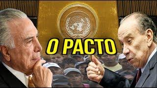 PACTO GLOBAL DE MIGRAÇÃO DA ONU | O Brasil Vai Assinar