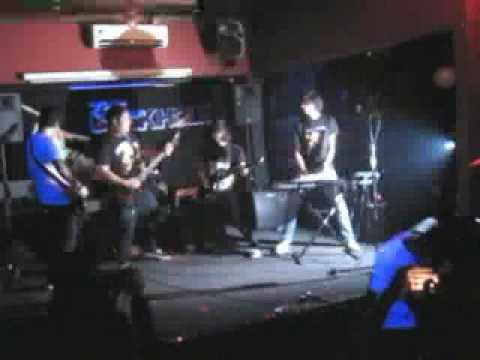 Cemetery Dance Club - Wounds (Live @ Prost Beer House 02/05/09)