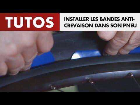 Zéfal - Comment installer les bandes anti-crevaison Z LINER dans son pneu ?