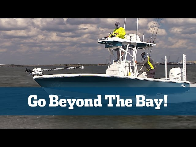 SeaVee 270Z Boat Preview Sea Trial Best Bay Boat Inshore - Fishing Florida Sport Fishing TV