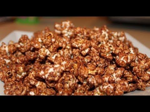 PIPOCA DE LEITE NINHO E OVOMALTINE (Pipoca doce) | Preto na Cozinha