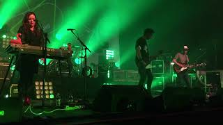Slowdive - Sugar For The Pill (live) - Nov 8, 2017, Detroit