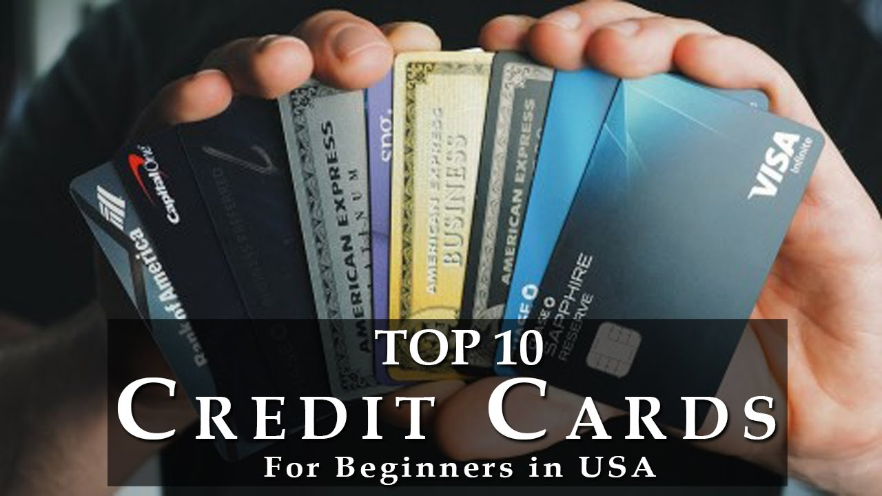 Leading 10 Credit Cards For Beginners in U.S.A. 2021 - No Yearly Cost Cards & Cashback Credit Cards thumbnail