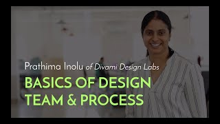 #8 - Divami's Lead Design Strategist, Prathima Inolu, on Basics of Design, Team & Process