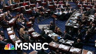 Claire McCaskill: House Dems Are Making A Better Case Than Team Trump So Far | The 11th Hour | MSNBC
