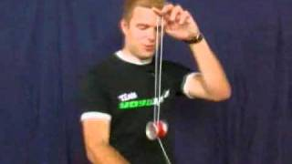 Смотреть онлайн Обучение трюку Stop and go с йо-йо