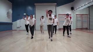 """Lottery"" - Chris Brown | Sam Moore Choreography"